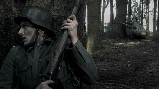Die weisse Lilie - Kurzspielfilm - Szenenbild
