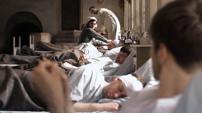 Die weisse Lilie - Kurzspielfilm - Kloster Eberbach