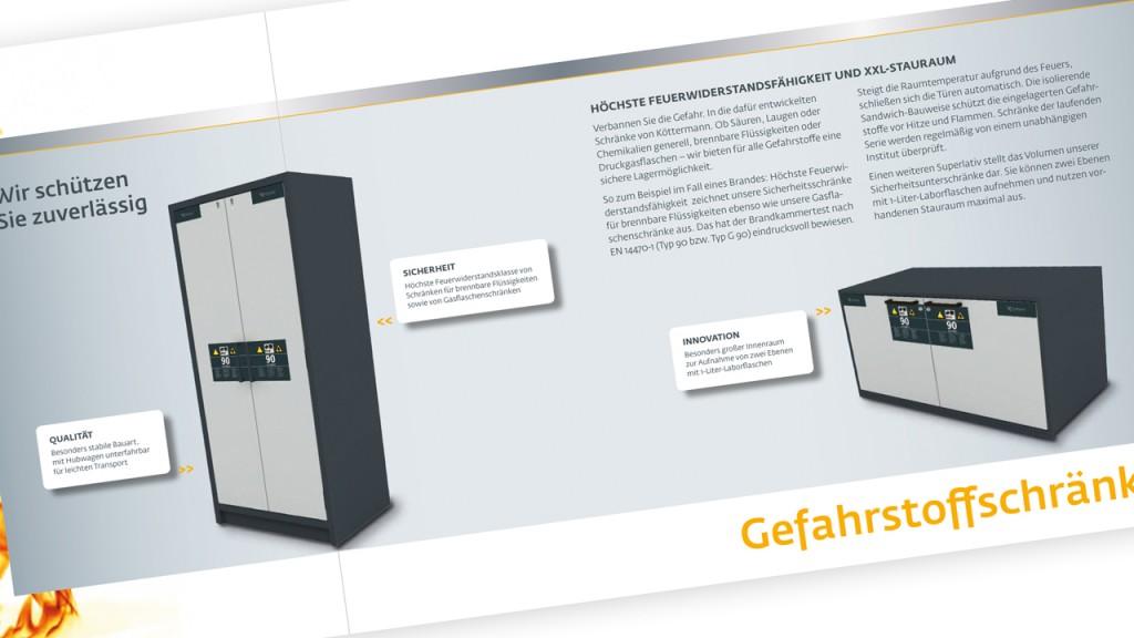 Köttermann - Systemlabor - 3D-Produktvisualisierungen