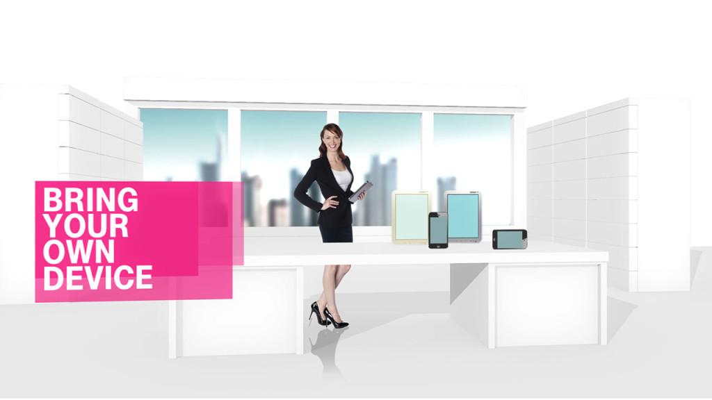 Telekom Enterprise Mobility Services - Screenshot