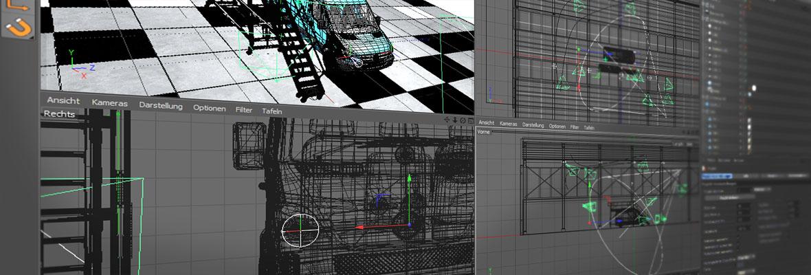 crosscut.Media - Wie wir arbeiten - 3D Animation